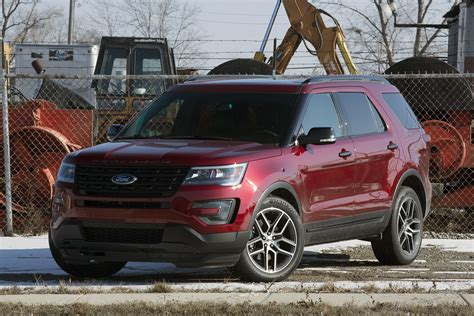 ford explorer sport review wvideo autoblog