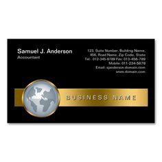 accountant business cards images business