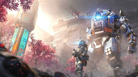 titanfall  angel city  wallpapers hd wallpapers id