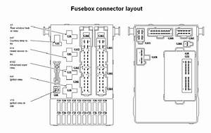Ford Focus Mk1 Fuse Box Diagram