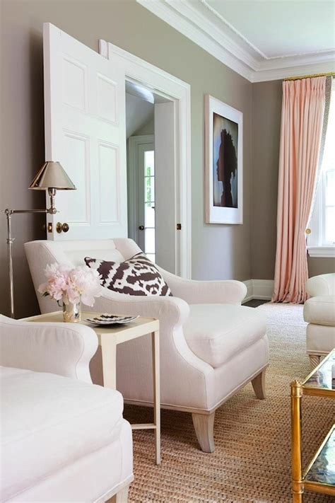 gray gold paint color taupe paint color contemporary living room benjamin ranchwood hepfer designs