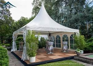 European Style Romantic Pagoda Event Tents For Outdoor ...
