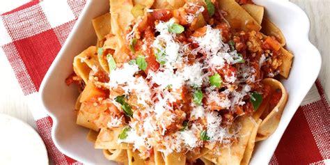pasta dinner recipes 70 easy pasta recipes pasta dinner ideas delish com