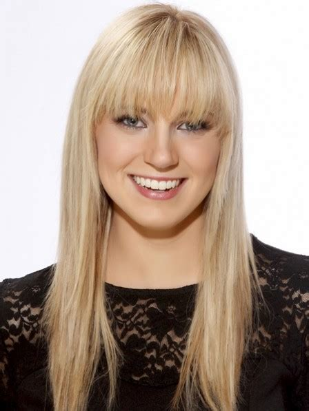 Long Straight Synthetic Blonde Hair Wig Rewigs Com