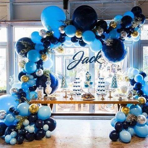 baby shower balloons   diy ideas