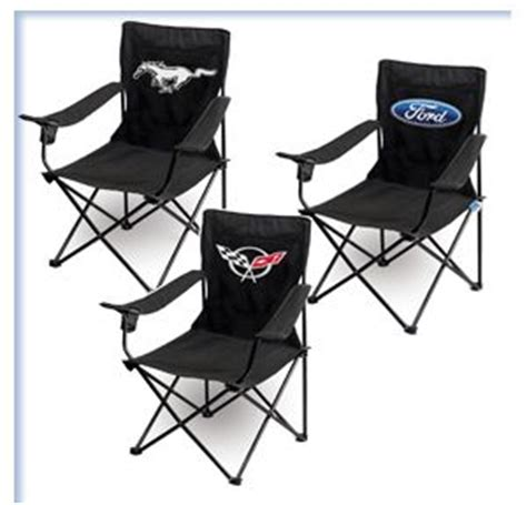 corvette ford mustang folding chairs for the home
