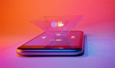 bastelanleitung hologramm projektor geolino