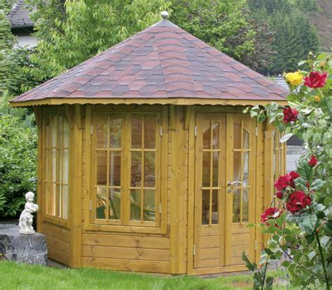 pavillon aus holz kaufen premium geschlossener 8 eck gartenpavillon mit gro 223 en panorama sprossen fenster pavillon