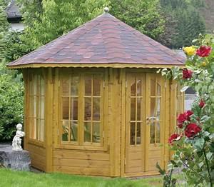 Gartenpavillon Holz Geschlossen : pavillon garten laube aus holz pavillion ~ Whattoseeinmadrid.com Haus und Dekorationen