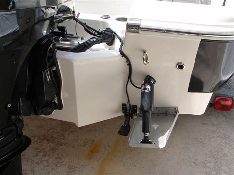 Pioneer Boats Vs Robalo by Why You Should Not Install Transducer In Port Side Lss2