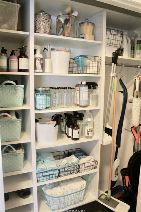 how to clean coated wire closet shelves