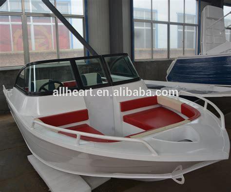 Aluminum Fishing Boat Hull Type by Aluminum Hull Material Type Fishing Vessel 5m Buy