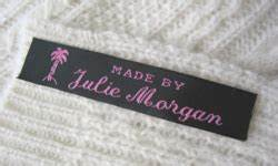 labels for handmade items fabric labels for crafts With custom embroidered labels for clothing
