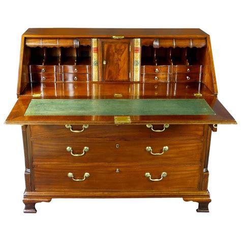 bureau desk 18th century georgian bureau desk with secret compartments