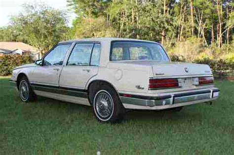 manual cars for sale 1986 buick electra electronic throttle control purchase new 1986 buick park ave electra 4 door second owner low miles 3 8 in ocala florida