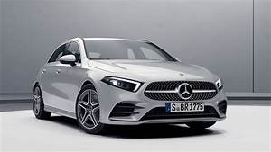 Mercedes Classe A 2018 : see the new mercedes a class in basic spec hubcaps included ~ Medecine-chirurgie-esthetiques.com Avis de Voitures