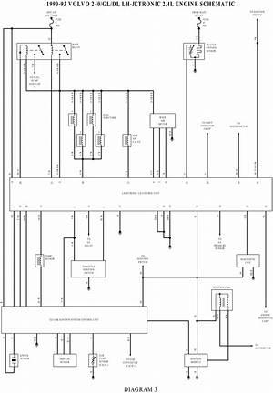 1993 Volvo 240 Wiring Diagram Radio 41135 Verdetellus It