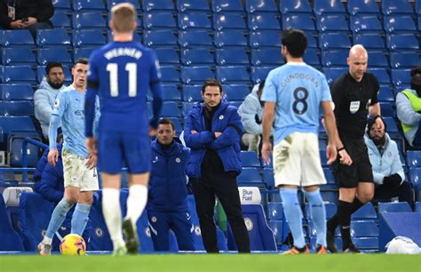 Chelsea Player Ratings Vs Manchester City - The 4th Official
