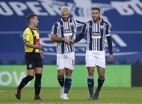 West Brom ease past Harrogate to progress into third round ...
