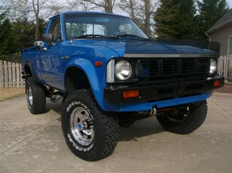 1980 toyota lifted true body off restored 1980 toyota 4 215 4 pick up bring a
