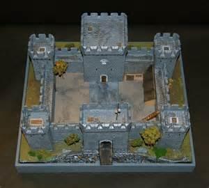 Medieval Castle Scale Models