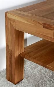 Beistelltisch Eiche Geölt : massivholz couchtisch eiche ge lt 110x70 wohnzimmertisch beistelltisch ~ Buech-reservation.com Haus und Dekorationen