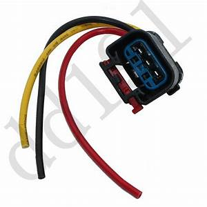 Connector Cam Crank Speed Sensor Harness Pigtail For Neon