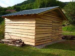 Comment construire un cabanon Les cabanes de jardin, abri de jardin et tobbogan