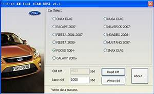 Ford Diagnose Software : ford km tool ford km tool can usb ford mileage ~ Kayakingforconservation.com Haus und Dekorationen