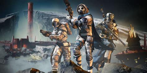 Destiny 2: Beyond Light Update   Feed Ride