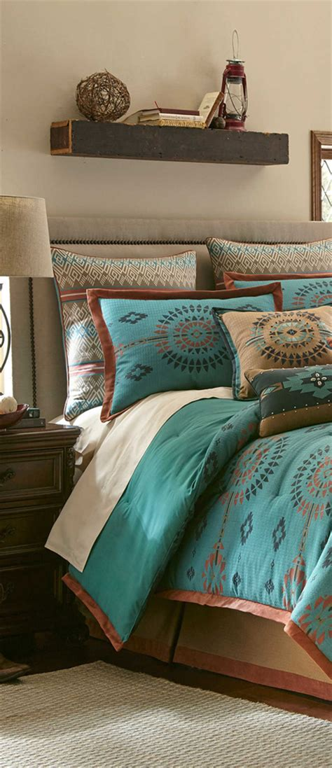 Southwestern Bedroom Design Ideas