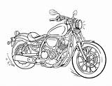 Coloring Motorcycle Pages Printable Drawing Coloringcafe America Captain Harley Motor Drawings Adult Boys Cycle Vehicle Sheets Sheet Triumph Biker Pdf sketch template