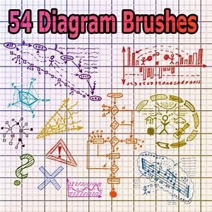 54 Diagram Brushes By Xresch On Deviantart