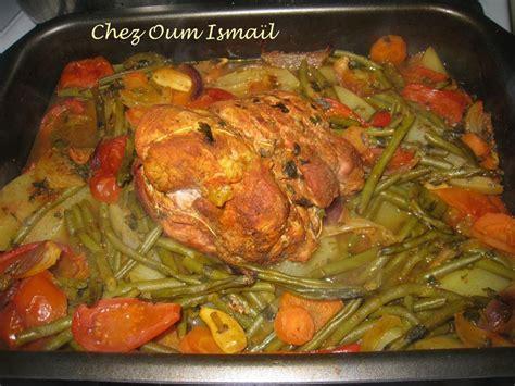 cuisiner un roti de veau au four roti de veau et légumes au four la cuisine facile de mymy
