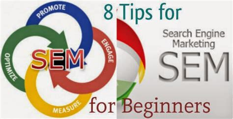 Search Engine Marketing Techniques by Search Engine Marketing Sem Tips For Beginners Small