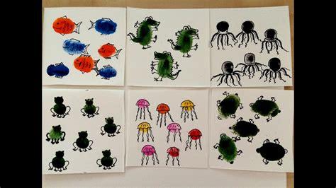easy drawing  kids kids drawing sea animals