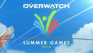 Overwatch Summer Games Event Celebrates The Rio Olympics