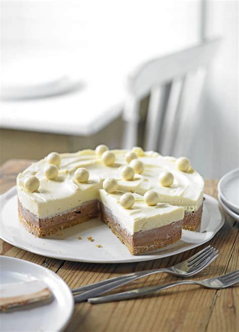 malt chocolate cheesecake recipe  idea food