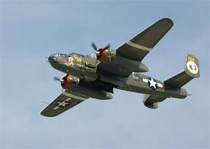 World War Two Aircraft at the Oshkosh AirVenture Airshow