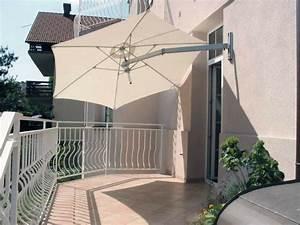 Sonnenschirm Rechteckig Balkon : parasol mural pour ombrager votre tarrasse ou balcon ~ Whattoseeinmadrid.com Haus und Dekorationen