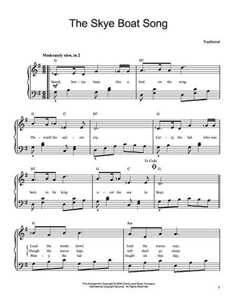 Skye Boat Song Soprano by The Skye Boat Song Original Lyrics About Bonnie Prince