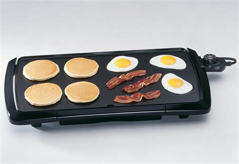 great quality presto electric griddle