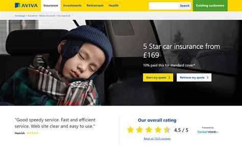 Aviva Car Insurance Discounts, Codes, Sales & Cashback