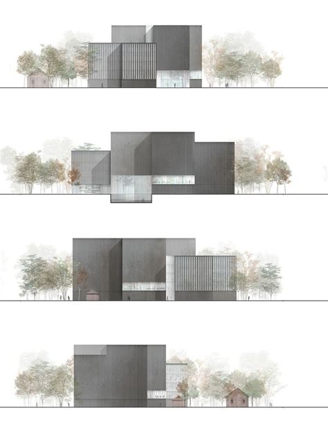Architectural Elevation Drawings Lovely On Architecture