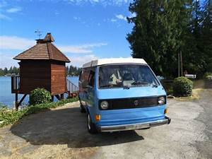 1983 Volkswagen Westfalia Vanagon Camper Westy Bus Vw Air