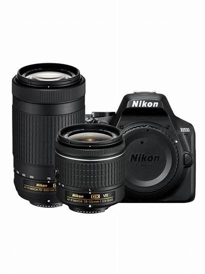 D3500 Nikon Camera Dslr 300mm Lenses 55mm