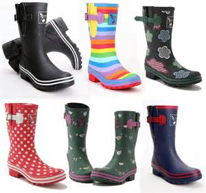 evercreatures multi patterned wellies wellington boots uk 3 8 ebay