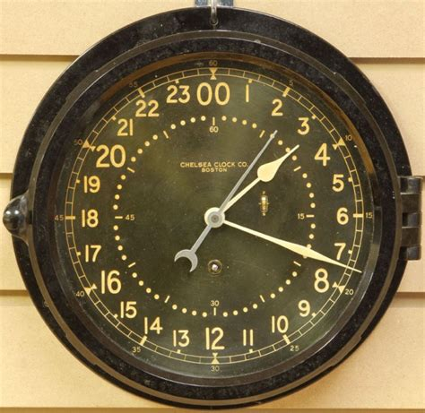 chelsea ships clock chelsea ship s bell chiming marine clock price guide 2138