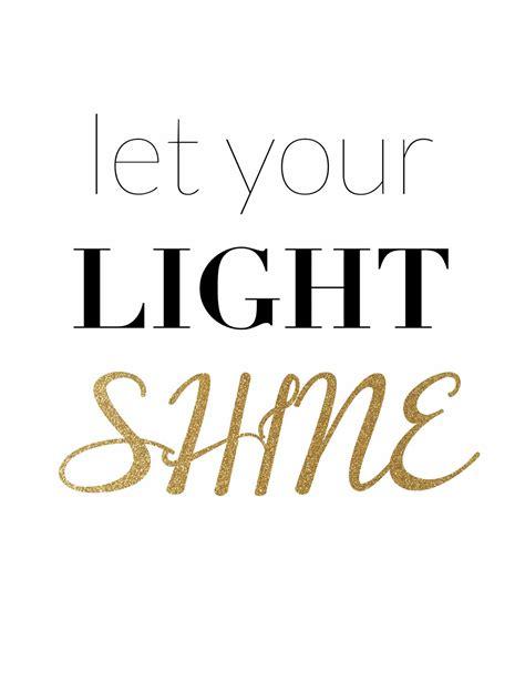 let your light shine allglammedup december 2013