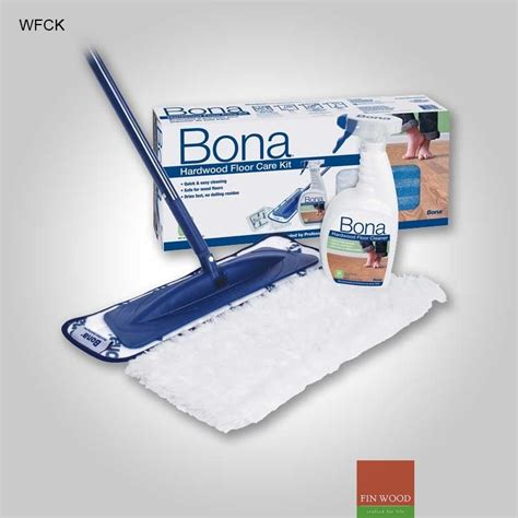 Bona Hardwood Floor Mop Kit by Bona Wood Floor Cleaning Kit